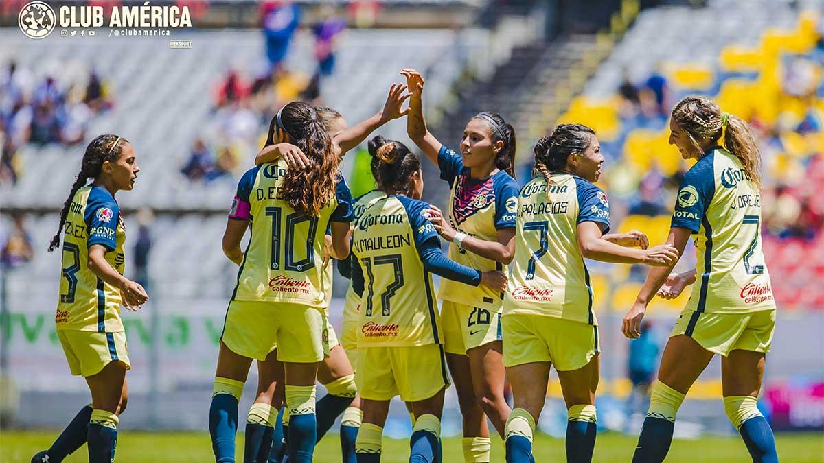 América femenil arranca el Apertura 2021 con triunfo y penalti controversial