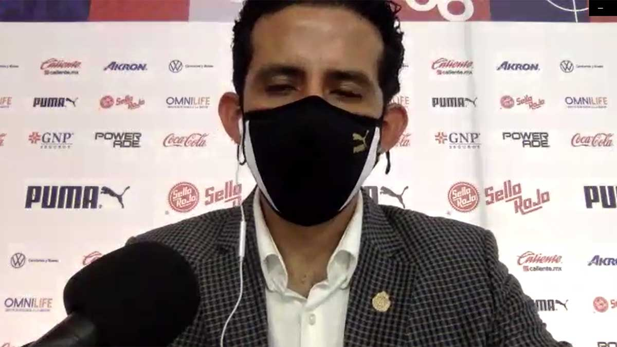 Edgar Mejía: Toca disfrutar el triunfo; estoy contento con el esfuerzo