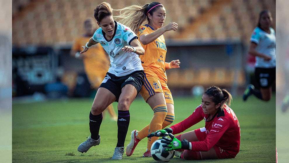 Las bicampeonas Tigres femenil arrancan el Apertura 2021 con triunfo