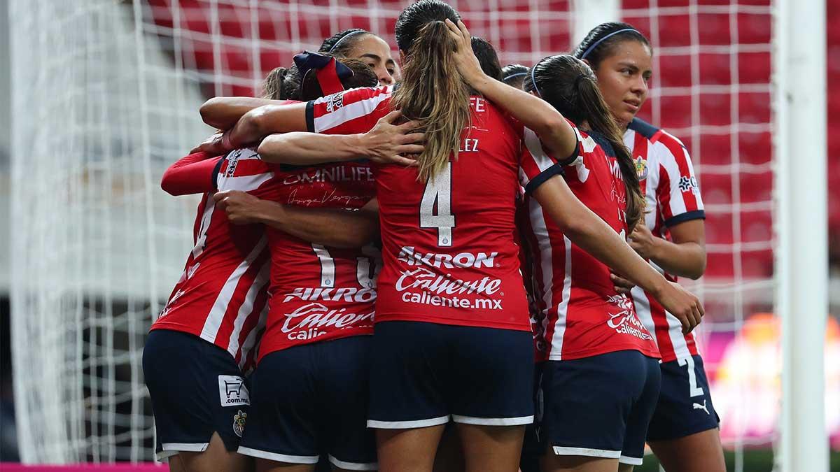 Chivas derrotó 1-0 al Atlas en el Clásico Tapatío de la Liga MX Femenil