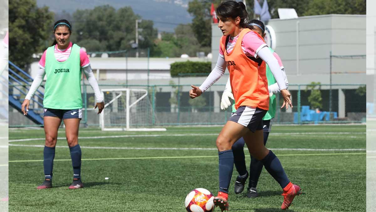 Liga MX Femenil: Karime Abud no se preocupa porque Cruz Azul tiene sólo seis goles