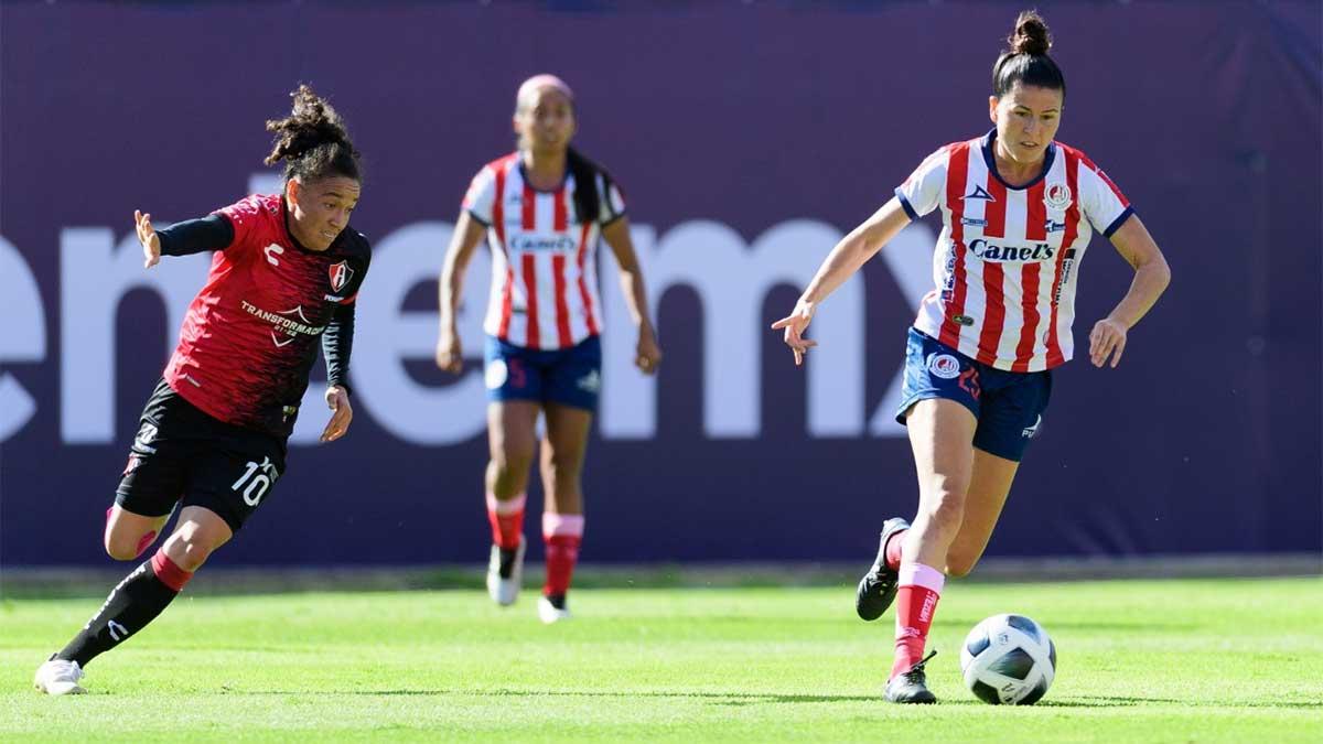 Atlético de San Luis 0-0  Atlas; potosinas y rojinegras dieron un entretenido partido