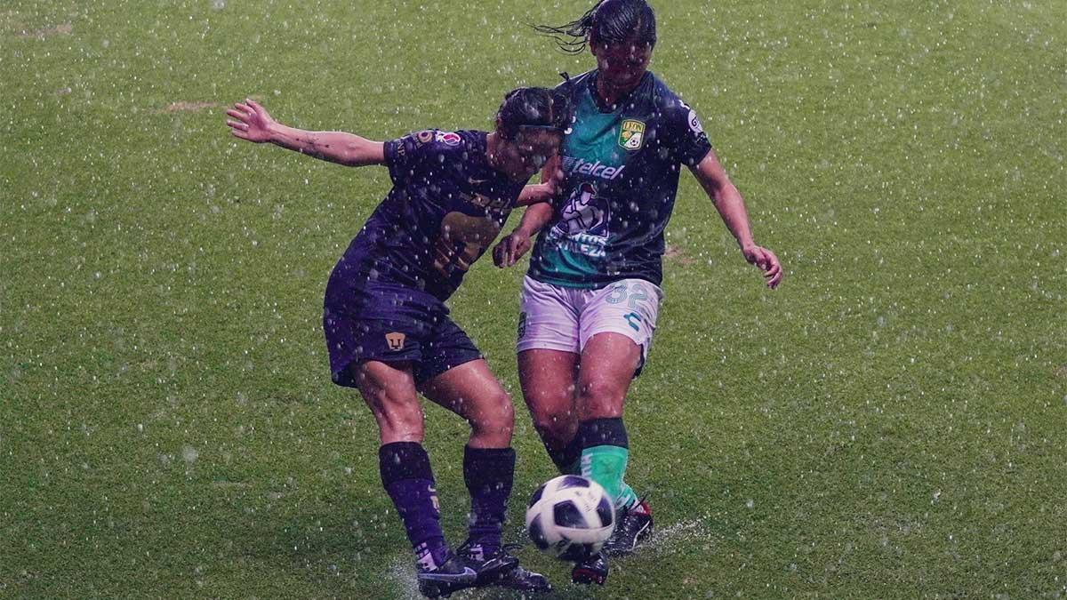 León 0-0 Pumas en el cierre de la Jornada 9 de la Liga MX Femenil