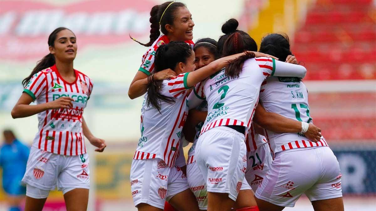 Necaxa 3-0 Mazatlán; las Centellas se acercan a zona de calificación