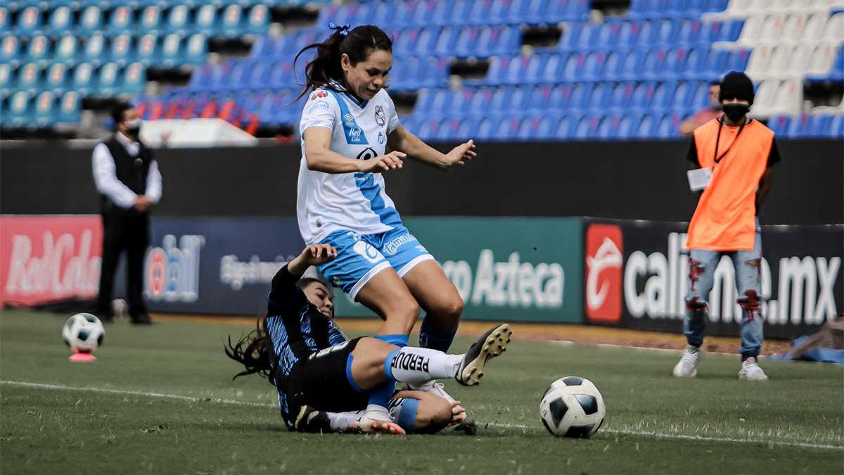 Puebla 0-1 Querétaro; Gallos femenil empieza a tomar vuelo en el Apertura 2021