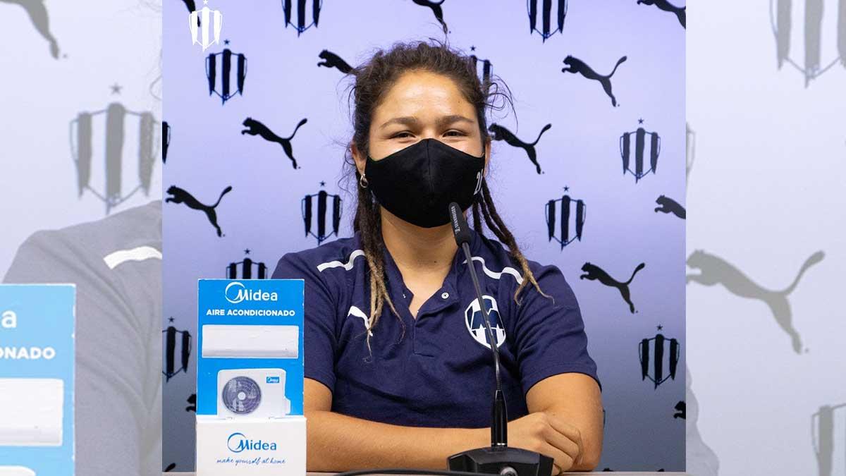 Valeria Valdez ha sido titular en el Grita México A21.