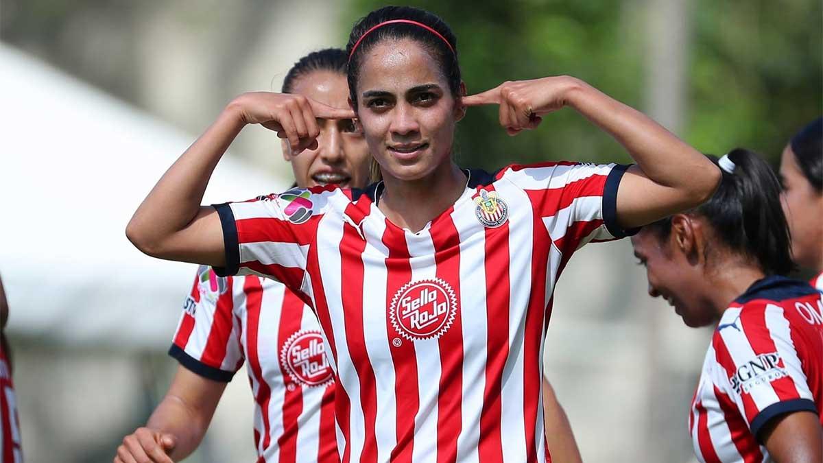 Carolina Jaramillo fue convocada a la Selección Nacional femenil para el duelo amistoso ante Colombia