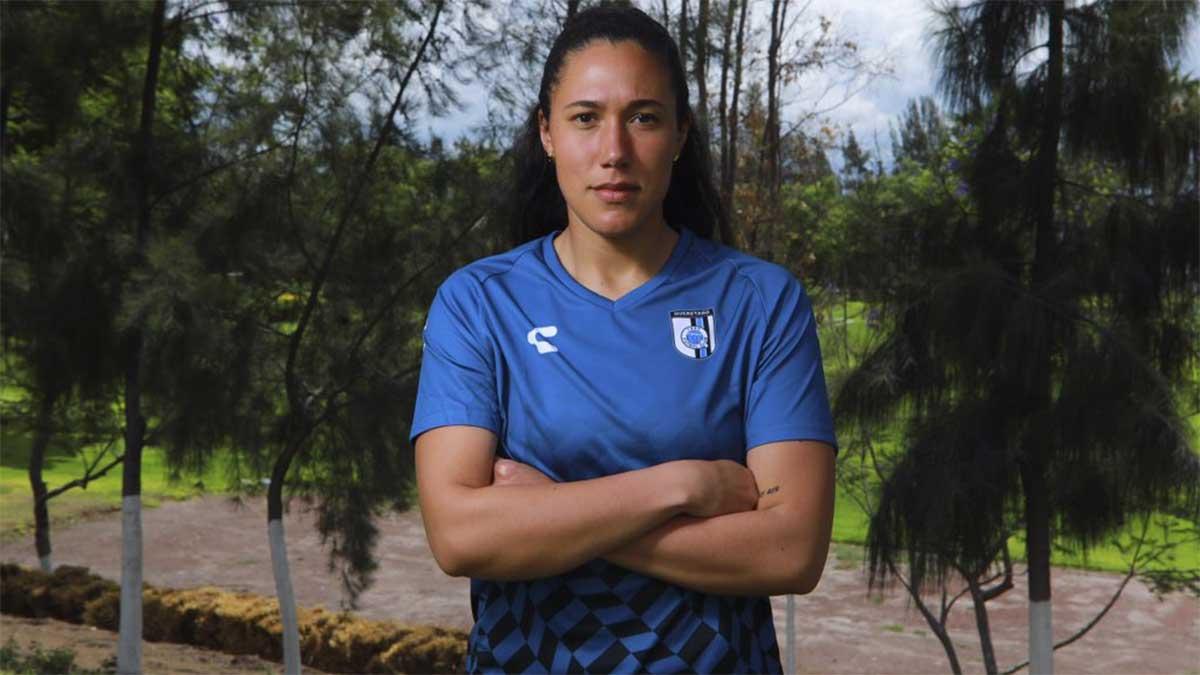 Vanessa Córdoba: La mejor forma de agradecer la confianza, es con un título
