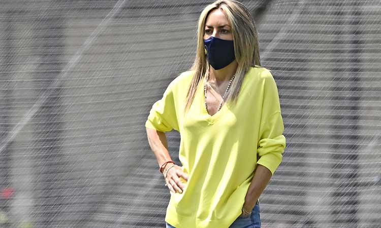 Ileana Dávila fue operada de piedras en la vesícula durante la pretemporada