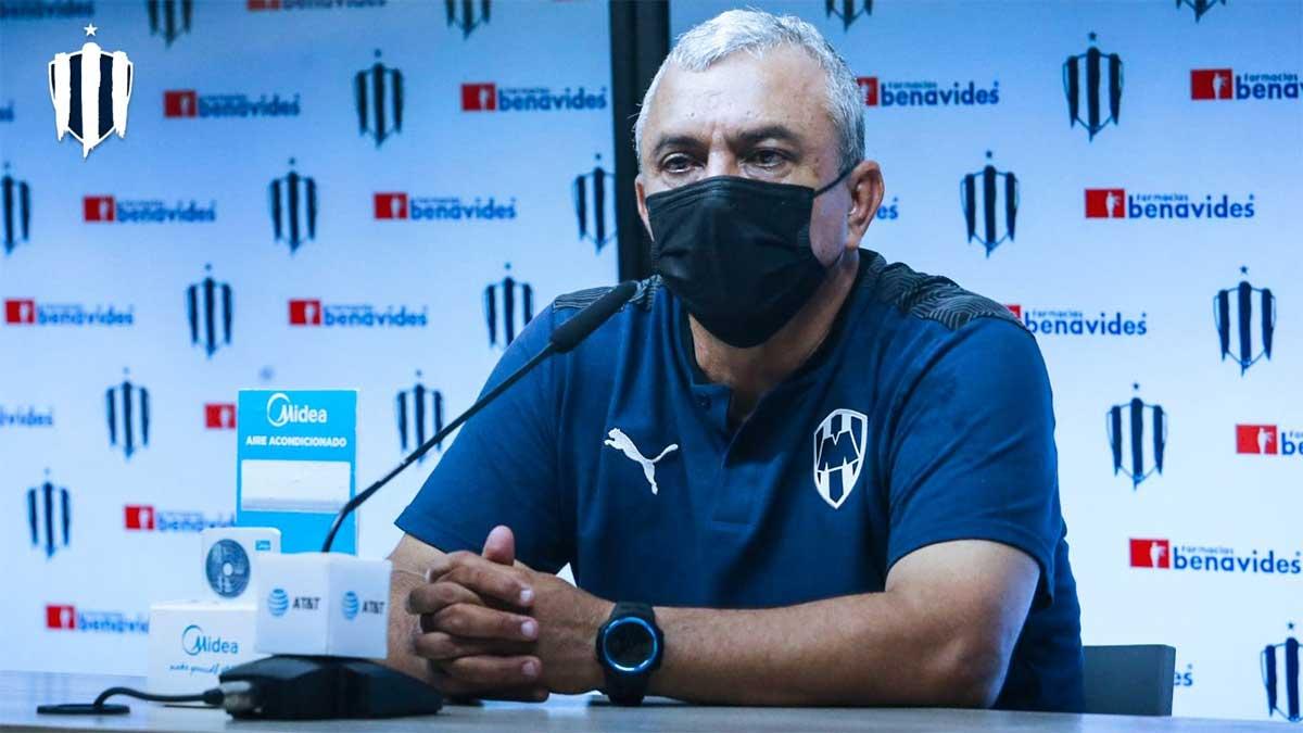 Héctor Becerra: Es una motivación enfrentar a Tigres; es el partido 'del orgullo'