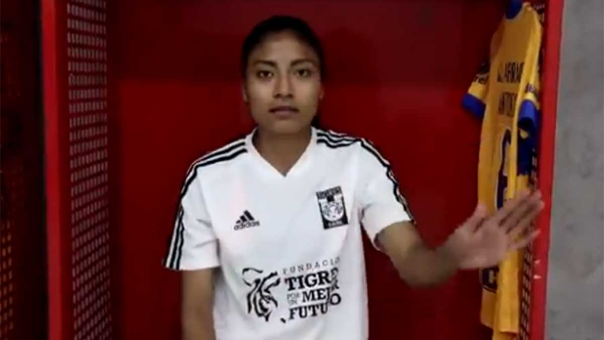 En Tigres femenil además de jugar muy bien al futbol, ¡cantan y bailan espectacular!