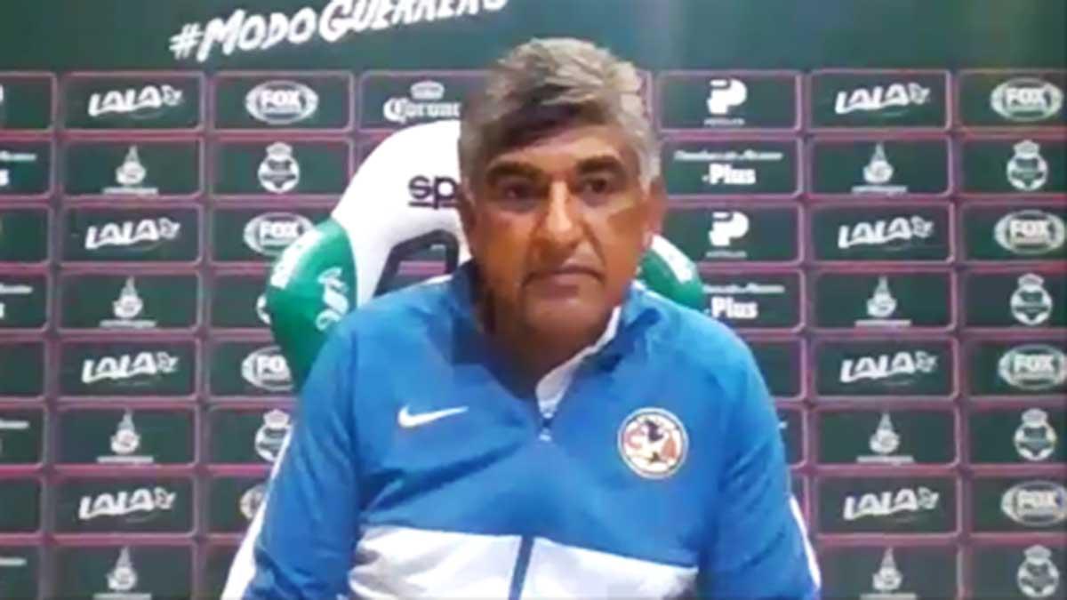 Víctor Medina cree que con intensidad y orden podrán alcanzar la liguilla