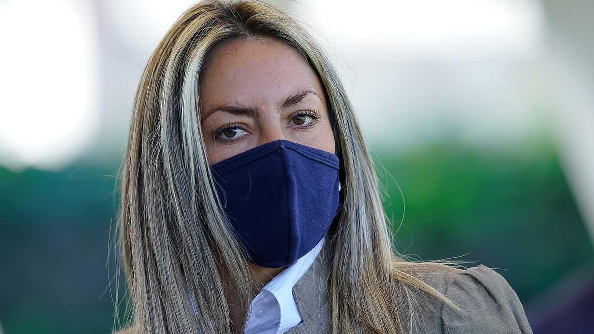 Ileana Dávila: Hay que ver qué va a pasar, pero con este equipo me muero en la raya