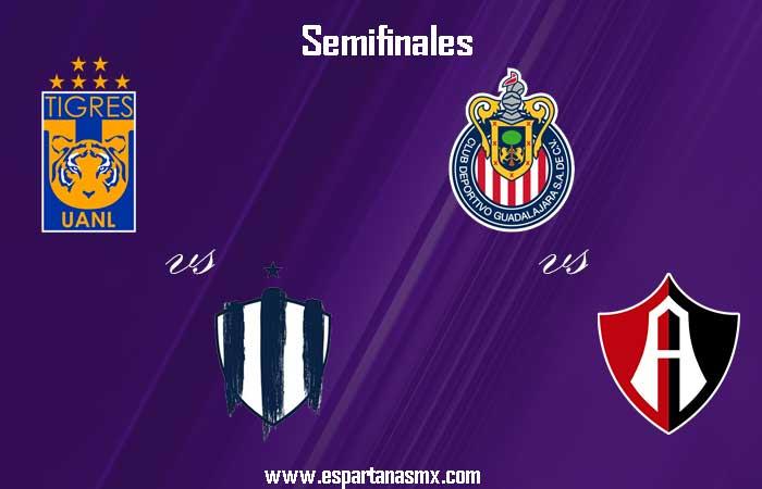 ¡Clásicos en las semifinales del Guardianes 2021 de la Liga MX Femenil!