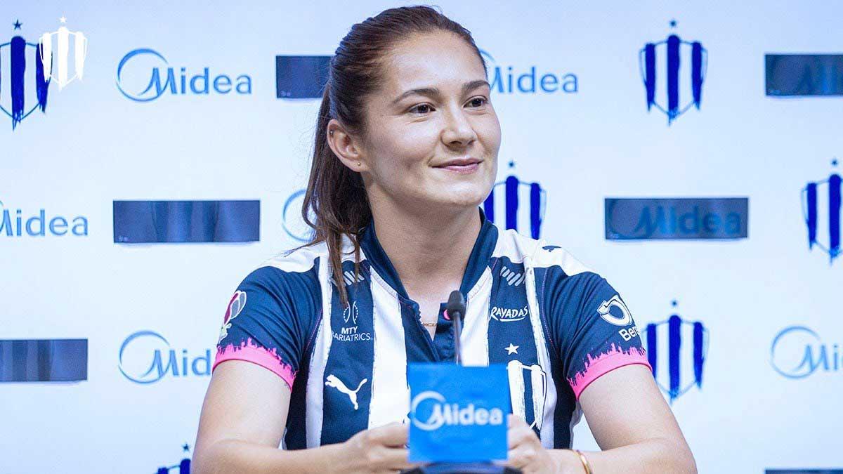 ¿Por qué no está Desirée Monsiváis en la Selección Mexicana? Ella lo responde