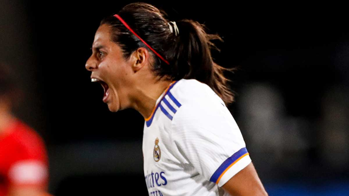VIDEO: Kenti Robles y su histórico gol con el Real Madrid en la Champions League femenina